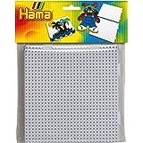 Hama - 4458 - Loisirs Créatifs - Sachet 2 Plaques Assemblables pour Perles à Repasser Midi