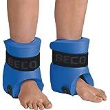 Beco Beinschwimmer Paar Auftriebshilfen Aqua Jogging Hilfe Training blau