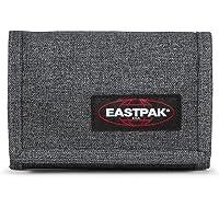 Eastpak Crew Single Geldbörse, 13,5 cm, Grau (Black Denim)