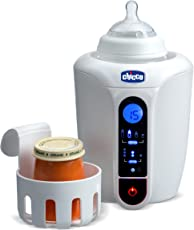 Chicco Digital Bottle Warmer (White)