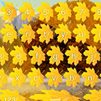 Gelbe Herbsttastaturen