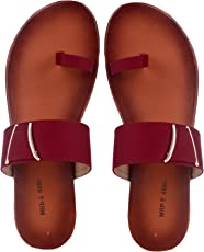 Do Bhai Women's Synthetic Flats (AP-810 )