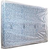 Direct Manufacturing - Zwaar uitgevoerde opbergtas voor matrassen, kingsize bed, 5'0'' x 6'6'' / 150 x 200cm / 60 x 78 Inch