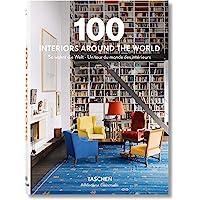 100 Interiors Around The World (Multilingue)