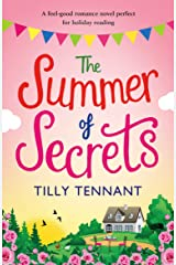 The Summer of Secrets: A feel good romance novel perfect for holiday reading Kindle Edition