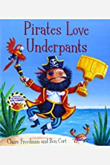 Pirates Love Underpants Paperback