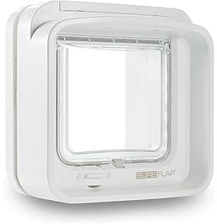 SureFlap Dual Scan Microchip Cat Flap Color Blanco