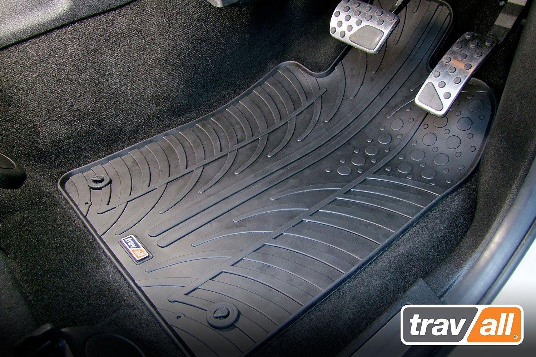 Rubber floor mats vw passat - Volkswagen Vw Passat Rubber Floor Car Mats 2011 2014 Original Travall Mats Trm1160r Amazon Co Uk Car Motorbike