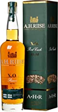 A.H. Riise X.O. Reserve Port Cask Rum Limited Edition mit Geschenkverpackung  (1 x 0.7 l)