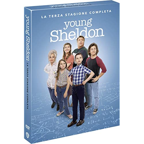 Young Sheldon - Stagione 3 (2 DVD)