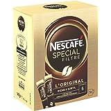 Nescafé Spécial Filtre Original - Café Soluble - Boîte de 70 Sticks (2g chacun)