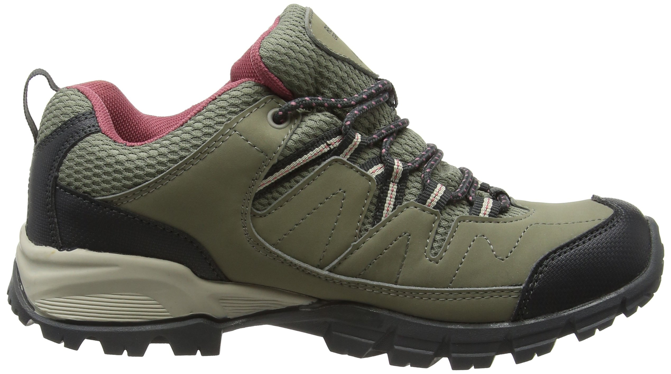 Regatta Lady Holcombe, Women's Low Rise Hiking Shoes 6