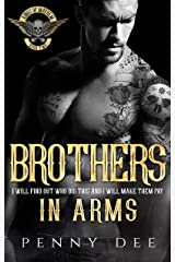 Brothers in Arms (The Kings of Mayhem MC Book 2) Kindle Edition