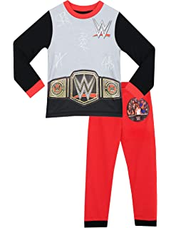 Pigiama corto WWE World Wrestling Entertainment