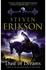 Dust of Dreams: The Malazan Book of the Fallen 9 Kindle Edition