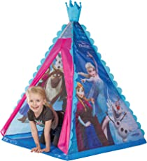 Frog Frozen Castle Pop Up Play Tent