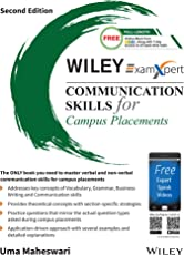 Wiley's ExamXpert Communication Skills for Campus Placements