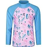 Mountain Warehouse Camiseta térmica para niños - Camiseta térmica con protección UV, Camiseta térmica de Manga Larga para niñ