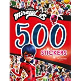 Miraculous - 500 stickers