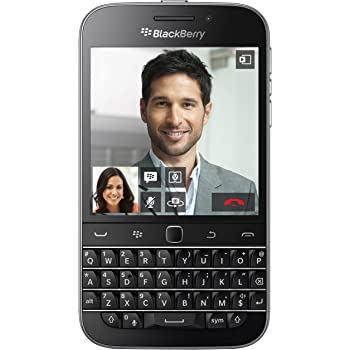 BlackBerry Classic Smartphone, 16 GB, Nero/Antracite [Italia]