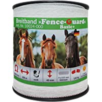 Eider FenceGuard Weidezaunband 40 mm Breitband - Qualität Made in Germany