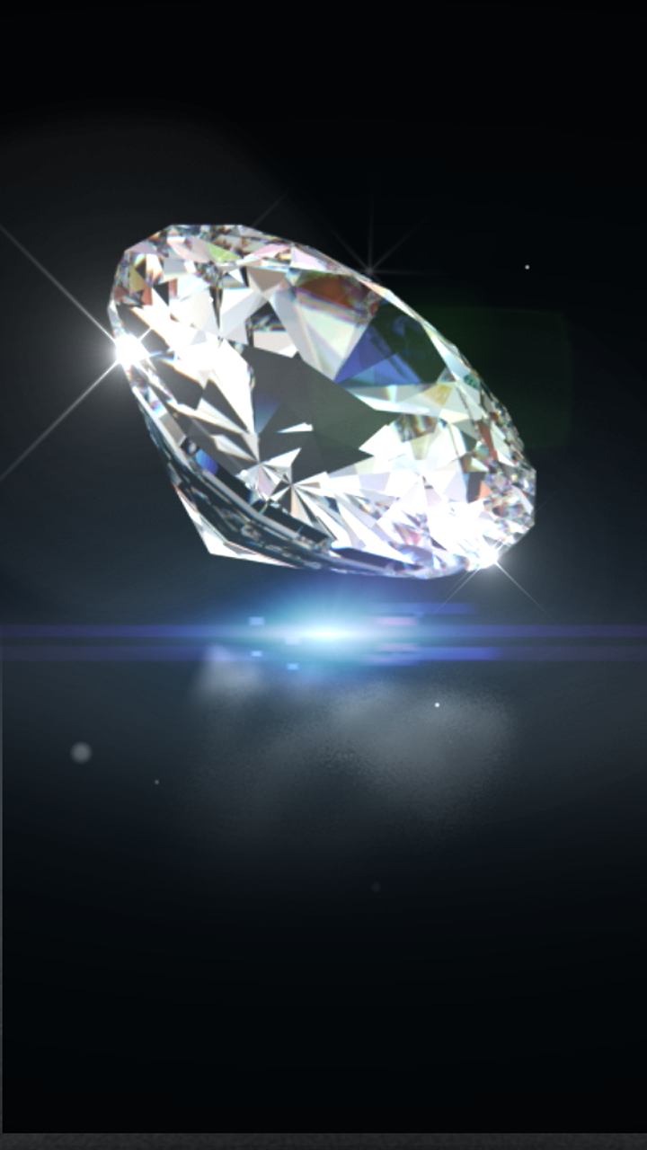 Diamond Live Wallpaper for Android (FREE!): Amazon co uk