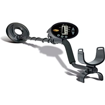 BOUNTY HUNTER DISC11G Discriminating Metal Detector gives you a unique sound for different types of metals.