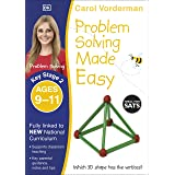 Problem Solving Made Easy, Ages 9-11 (Key Stage 2): Supports the National Curriculum, Maths Exercise Book