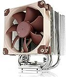 Noctua NH-U9S, Dissipatore di Calore di qualità Premium per CPU (Marrone)