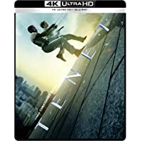 Tenet Steelbook (4K Ultra HD + Blu Ray) (3 Dischi)