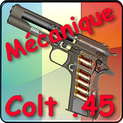 la-mecanique-du-pistolet-colt-45-expliquee