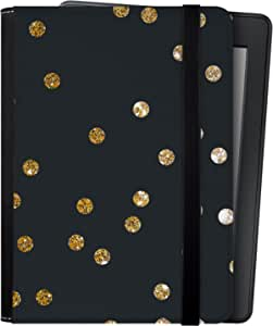 Caseable Kindle Und Kindle Paperwhite Hülle Gold Dots Kindle Shop