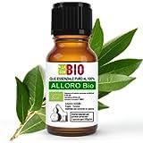 Olio essenziale ALLORO BIO 5ML 100% PURO E NATURALE - AROMATERAPIA COSMETICA ALIMENTARE