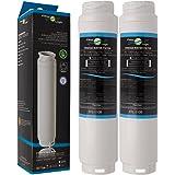2x FilterLogic FFL-110B Filtre à eau compatible aux UltraClarity 00740560, 740560/644845 pour BOSCH SIEMENS NEFF MIELE HAIER