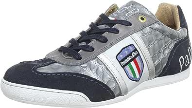 Pantofola d´Oro Fortezza Croco Low Men, Scarpe Stringate Basse Brogue Uomo