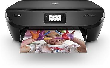 HP Envy Photo 6220 Stampante Multifunzione Wireless con 4 Mesi di Stampa Gratuita Inclusi Tramite Servizio HP Instant Ink