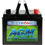 U1r 30ah 300a Green Power Batterie Rasentraktor Elektronik