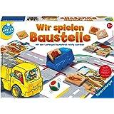 Ravensburger Wir spielen Baustelle - Juegos educativos (10 mes(es)) , color, modelo surtido