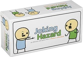 Joking Hazard Adult Card Game 10.2x20.3x7cm, 685g (JHUS0000)