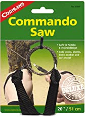 Coghlan's Deluxe/Commando Saw - Knives & Accessories - Axes, Saws & Shears