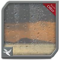 Rainy Sea HD - Wet your TV screen with cool rainy scene