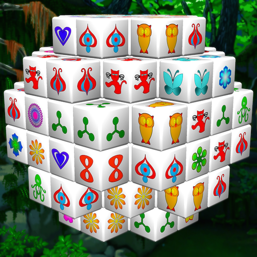 FAIRY MAHJONG 3D - Match 3 Solitaire