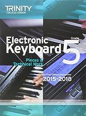Electronic Keyboard 2015-2018: Grade 5 (Keyboard Exam Repertoire)