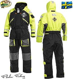 Fladen Rescue System 857XY Schwimmanzug//Floatinganzug /Überlebensanzug Norwegen Floater 2-Teiler Flotation Overall