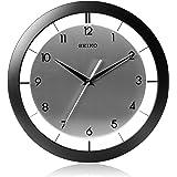 ساعة حائط معدنية مصقولة 11 بوصة من سيكو