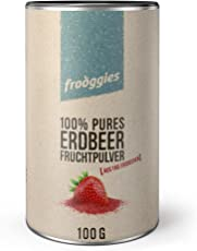 frooggies Fruchtpulver Erdbeere, 100 g