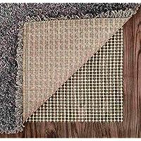 Rug Gripper Anti Slip Underlay (100 X 150 Cm) Multi Purpose Liner Non Slip Mat Mesh for Hard Floors Cushions, Drawer…