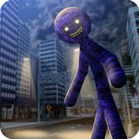 Five nights with Stikman Fred