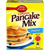 Betty Crocker Pancake Mix   Instant Breakfast Mix   Waffles and Pancake Mix Powder   Original Flavour   Eggless   500g