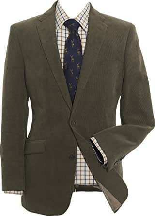 Samuel Windsor Men's Corduroy Jacket
